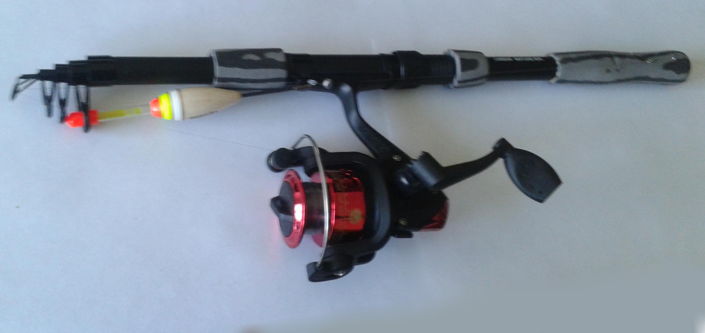 дешевые удочки для летней рыбалки цена